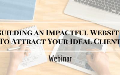 Impactful Website