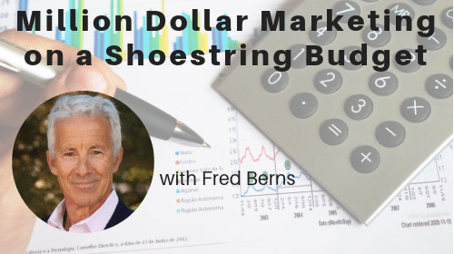Million Dollar Marketing on a Shoestring Budget with Fred Berns